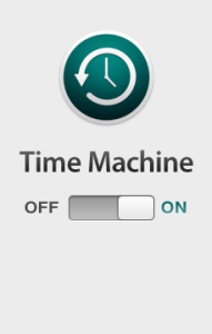 Time Machine Toggle Switch